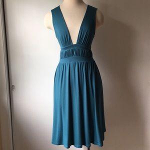 Tart dress with deep plunge neckline, Small